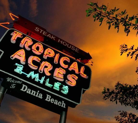 Tropical Acres Steakhouse - Fort Lauderdale, FL