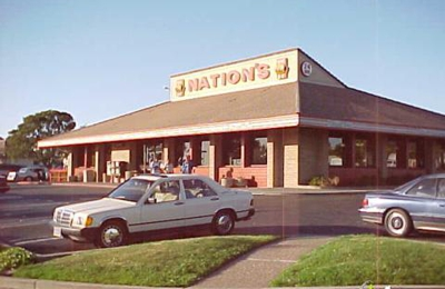 Nations Giant Hamburgers & Great Pies - San Pablo, CA