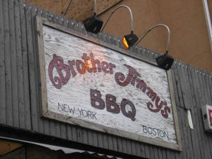 Brother Jimmy's Barbecue in New York, NY