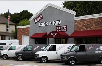 Greg's Lock and Key Service Inc - Independence, MO