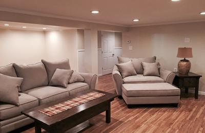Schappert Construction, LLC - Wilkes Barre, PA. Basement Remodel