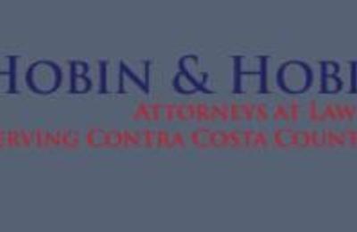 Hobin & Hobin LLP Attorneys at Law - Antioch, CA