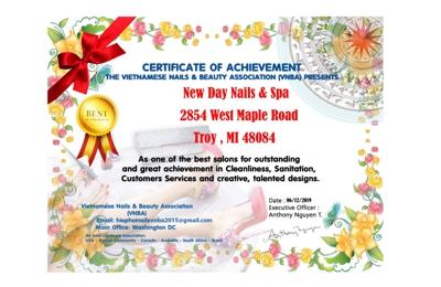 New Day Nail & Spa - Troy, MI
