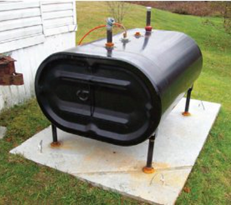Tropical Oasis Oil Tank Removal - Salem, NH