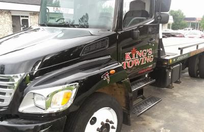 2 Kings Best Rate Towing - Jonesboro, GA