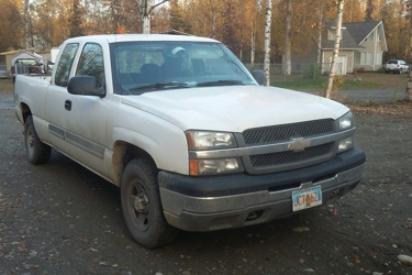 2004 Chevy 4×4 asking 4500 obo