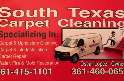 South Texas Carpet Cleaning - Alice, TX