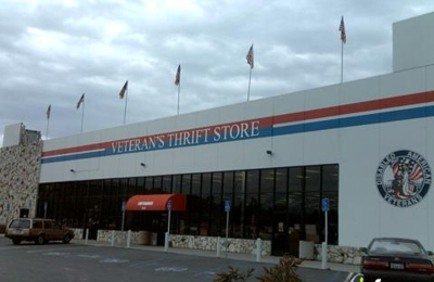 Veterans Thrift Store Disabled American 1049 Elkelton Blvd Spring Valley Ca 91977 Yp Com