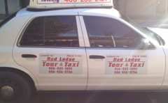 Red Lodge Tour Taxi & Limosine