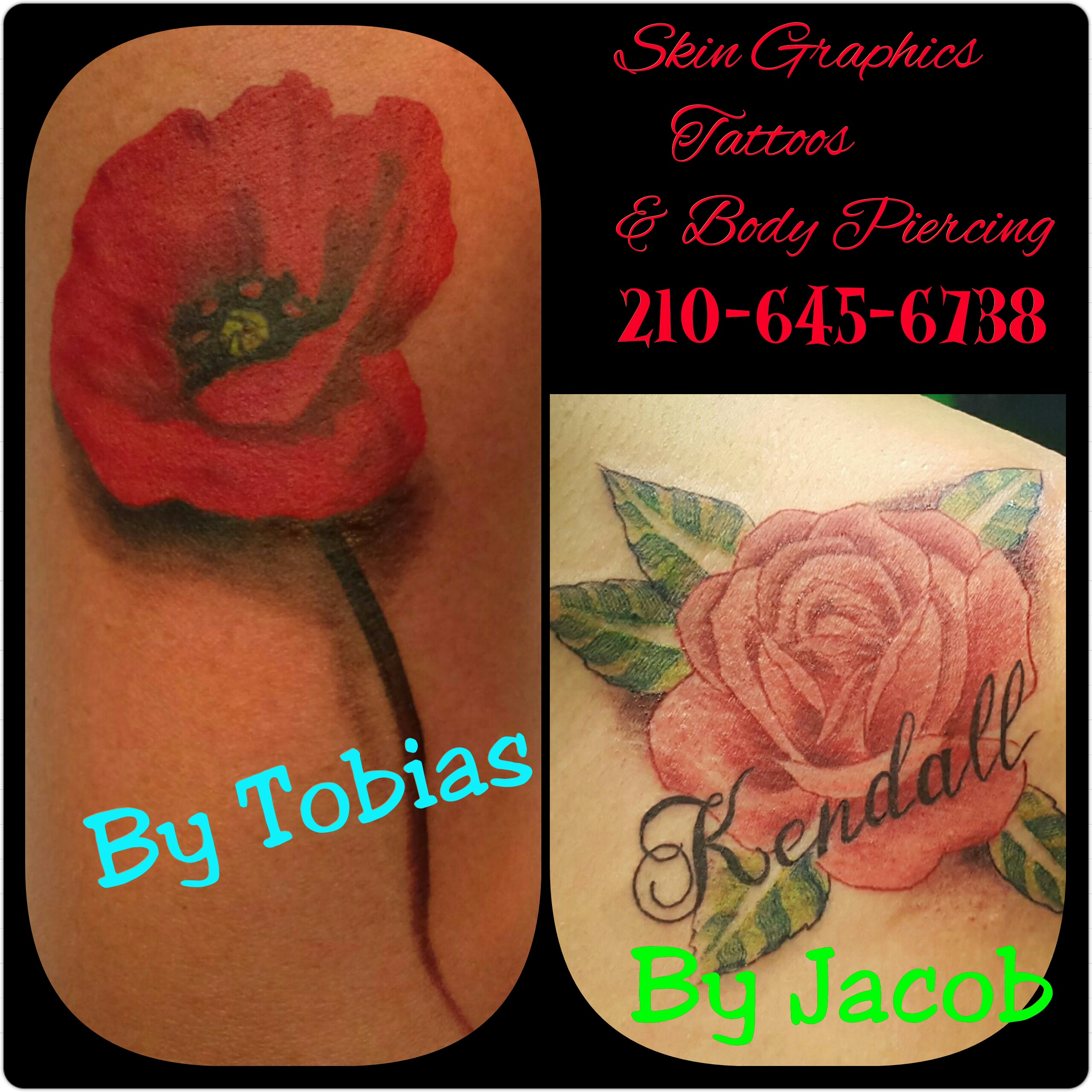 tattoos or body piercing today vs