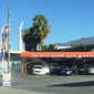 Nu-Way Car Wash - Monrovia, CA. Already crowded in the morning