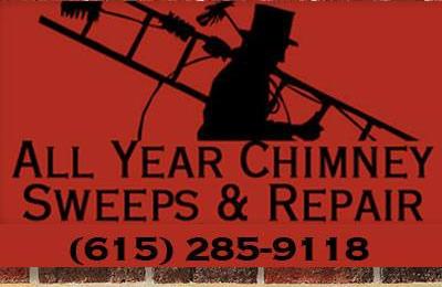 All Year Chimney Sweeps & Repairs - Nashville, TN