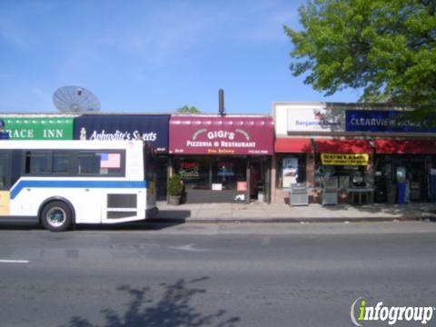 Gigi's Pizza, Whitestone NY