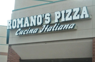 Romano Flying Pizza - Houston, TX