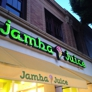 Jamba Juice - Los Angeles, CA. Signage