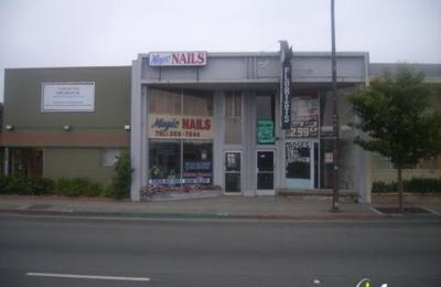 Magic Nails - Redwood City, CA