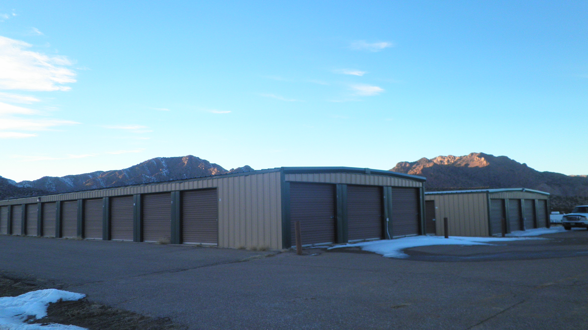 Dawson Ranch Mini Storage Llc 1730 Mariposa Rd Canon City