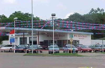 M A Auto Sales - Houston, TX