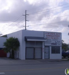 Auto Upholstery By Howard 845 Nw 7th Ave Fort Lauderdale Fl 33311