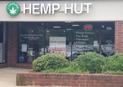 Carolina Hemp Hut - Hillsborough, NC. Front of Store in Hillsborough: Carolina Hemp Hut