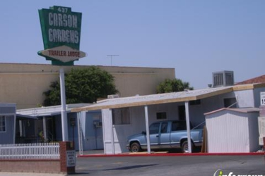 Carson Gardens Trailer Lodge