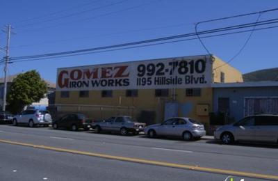 Gomez Iron Works - Daly City, CA