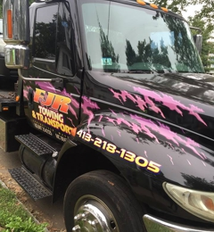 FJR Towing & Transport - Springfield, MA