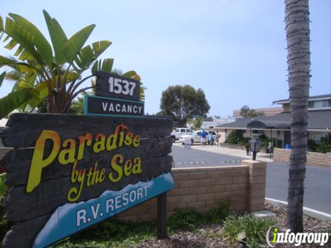 Paradise By The Sea RV Resort, Oceanside CA