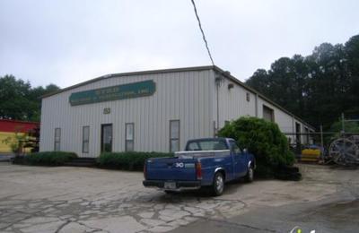 Byrd Welding Fabrication Inc - Marietta, GA