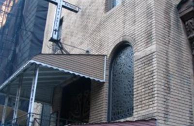 Holy Cross Catholic Church Of The Byzantine Rite - New York, NY