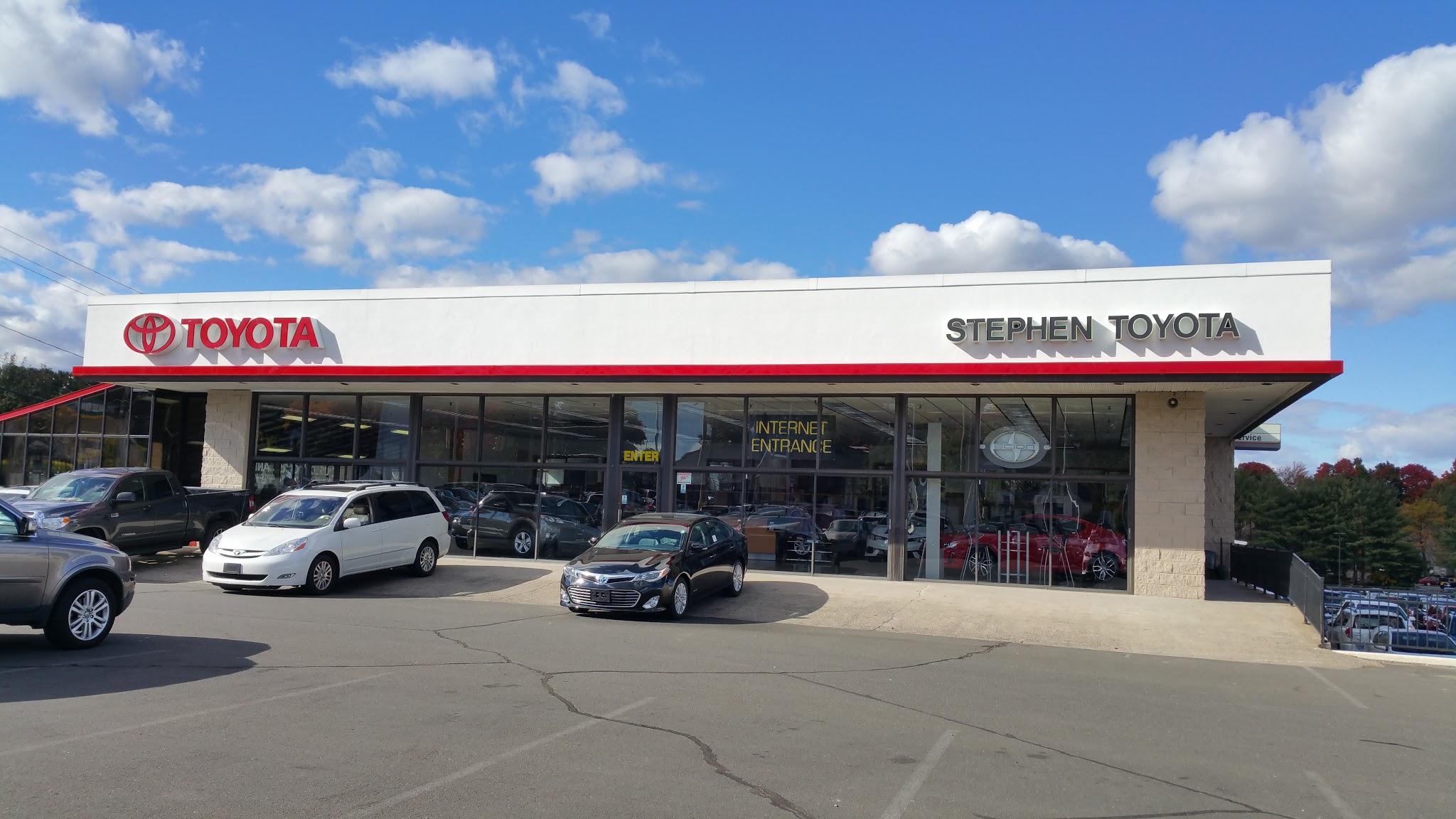 Stephen Toyota 1069 Farmington Ave Bristol Ct 06010 Yp Com