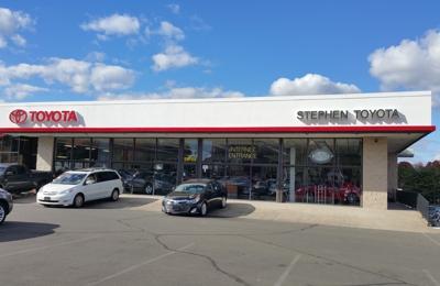 Stephen Toyota Bristol Ct