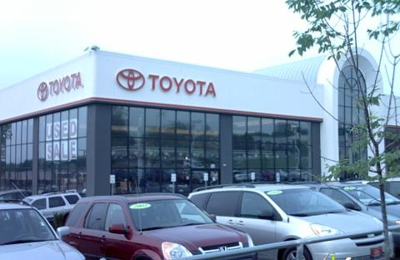 Jay Wolfe Toyota of West County - Ballwin, MO