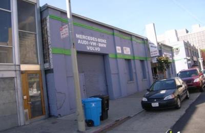 Cheryl Barton Office - San Francisco, CA