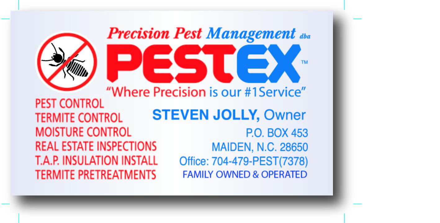 Pestex Lincolnton Nc 28092 Yp Com