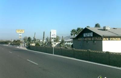 Phoenix Metro Rv Park - Phoenix, AZ