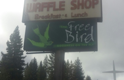Red Hut Waffle Shop - South Lake Tahoe, CA
