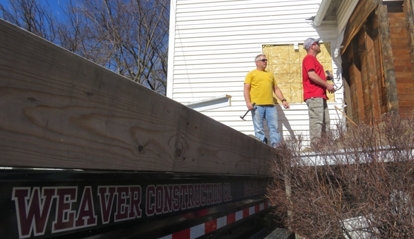 Weaver Construction - Manly, IA