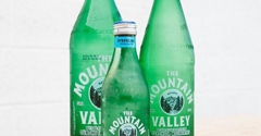 Mountain Valley Water Co From Hot Springs Arkansas - Downey, CA