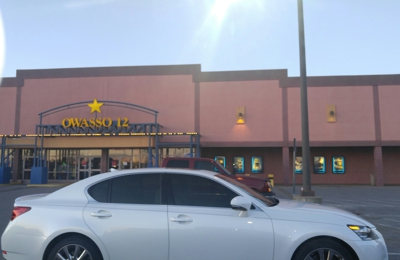 AMC Theaters - Owasso, OK. Best time ever !!