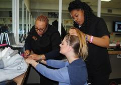 Aspen Beauty Academy of Laurel - Laurel, MD. Student salon
