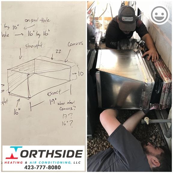 Northside Heating & Air Conditioning, LLC - Chattanooga, TN