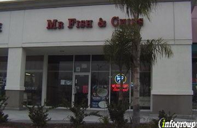 Mister Fish & Chips - San Diego, CA