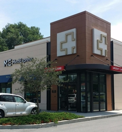 MedExpress Urgent Care - Lewisburg, WV