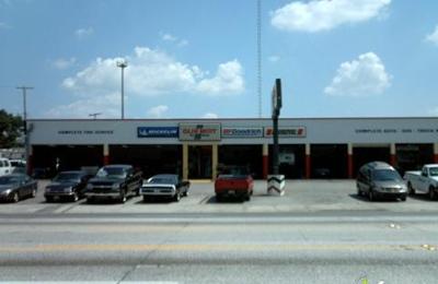 Olin Mott Tire Stores - Tampa, FL