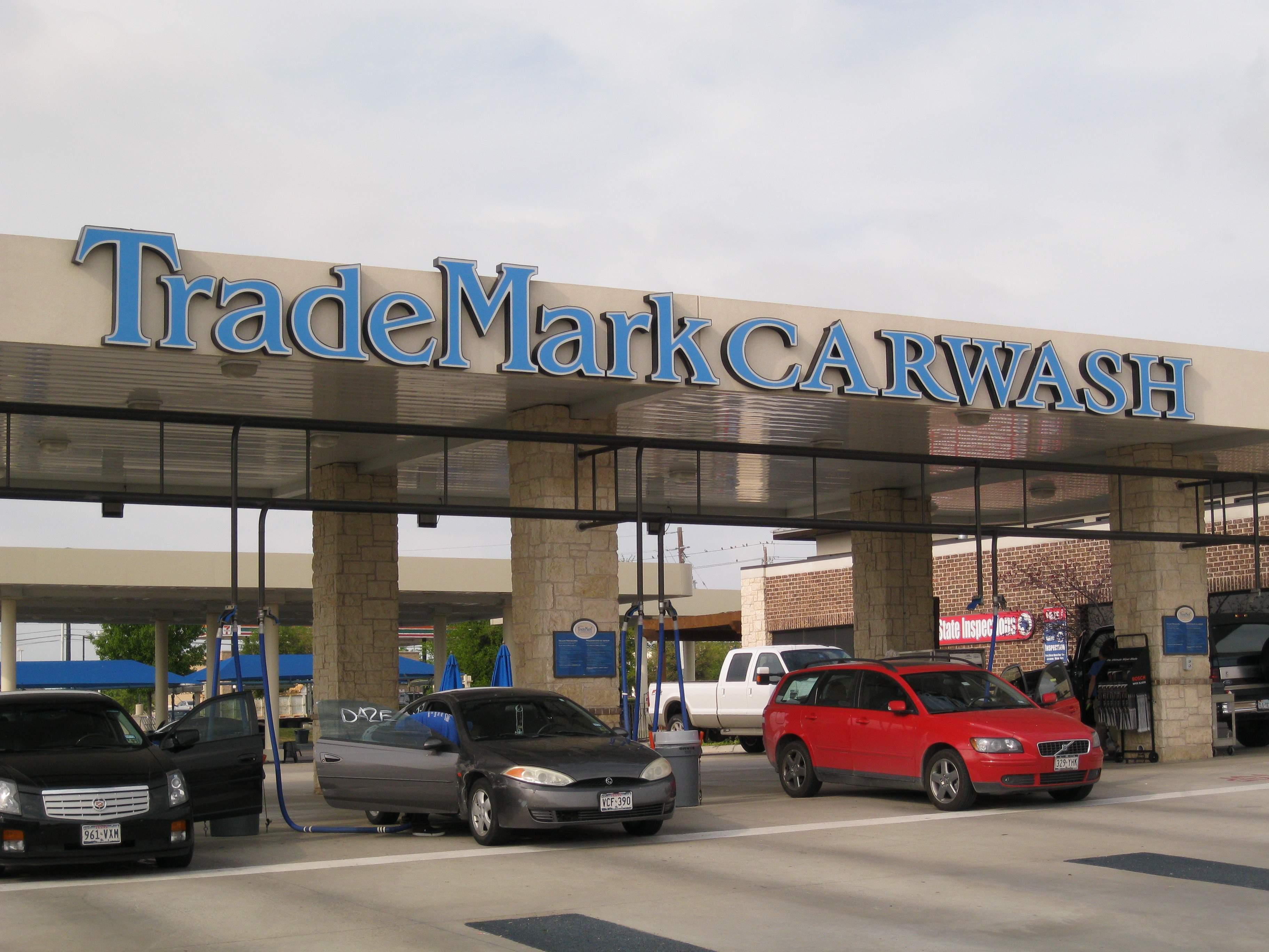 Trademark car wash 1007 w mcdermott dr allen tx 75013 yp solutioingenieria Images
