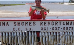 K&K Outfitters Corpus Christi Fishing Guide