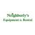 Neighborly's Equipment & Rental