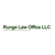 Runge Law Office