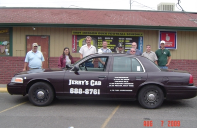 Jerry's Taxi - Springfield, OR